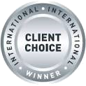 Client Choice winner