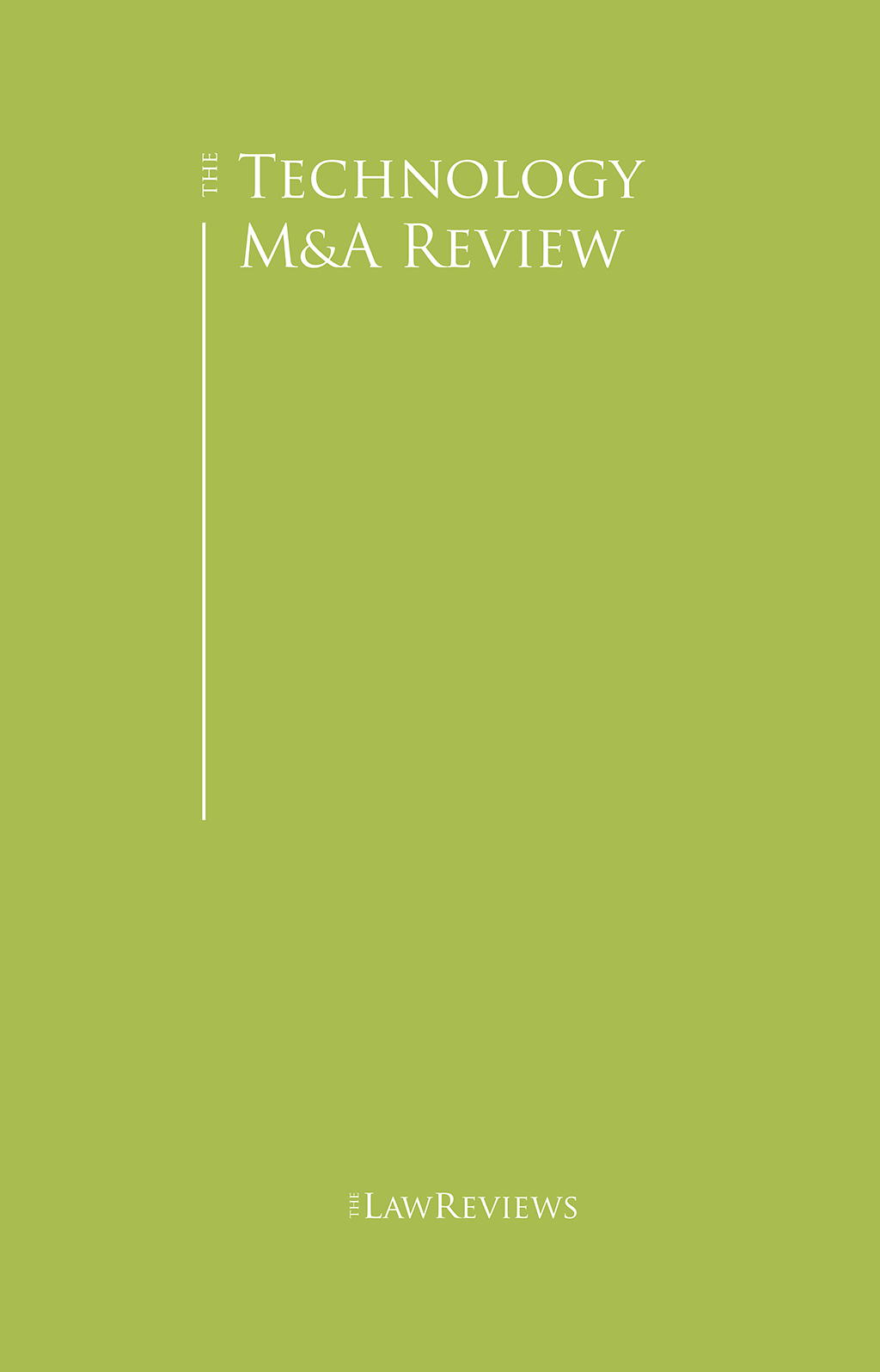 The Technology M&A Review