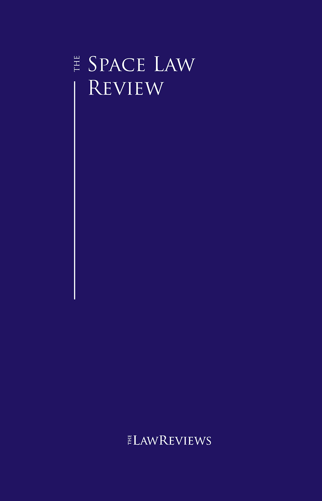 The Space Law Review