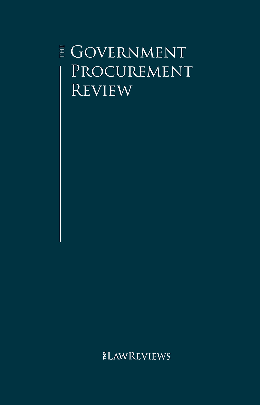 The Government Procurement Review