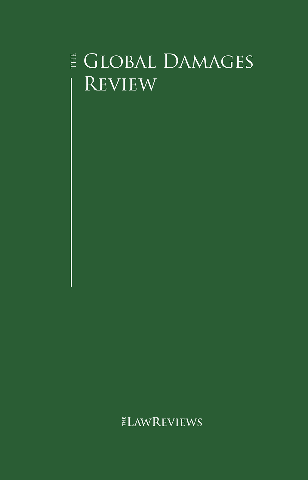 The Global Damages Review
