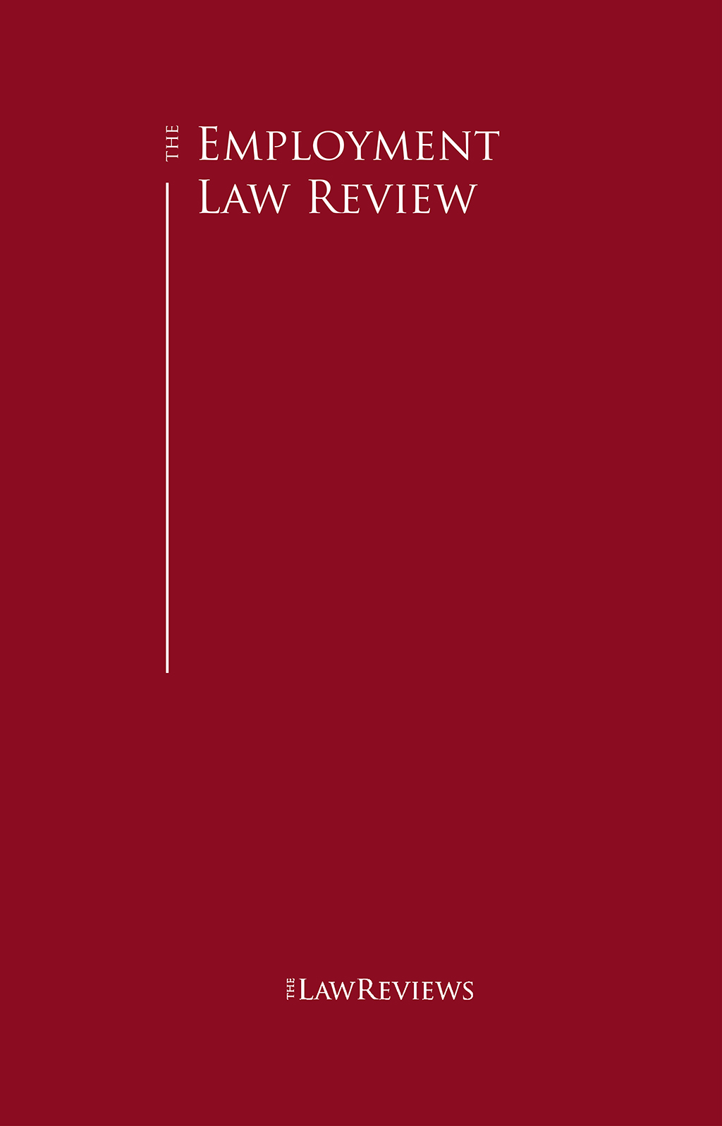 The Employment Law Review