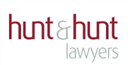 Firm logo for Hunt & Hunt