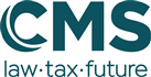 Firm logo for CMS Cameron McKenna