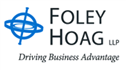 Firm logo for Foley Hoag LLP