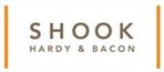 Firm logo for Shook Hardy & Bacon LLP